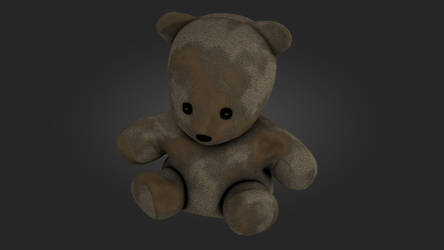 Teddy Bear by TheRealSlimPickins