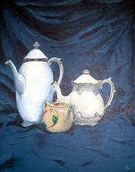 Teapots by TheRealSlimPickins