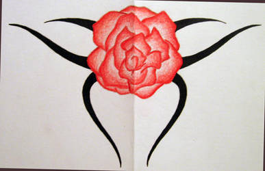 Rose Tribal by TheRealSlimPickins