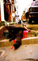 murder in the street by sairalindesaralonde