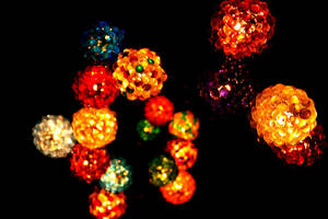 colorful effulgent by sairalindesaralonde