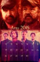 April 2015 by angiezinha
