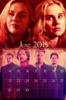 June - 2015 by angiezinha
