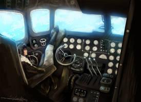 Put me on Auto-Pilot by paperlait
