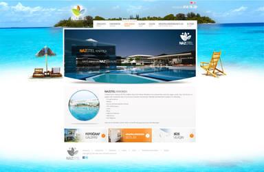 Naz Otel Web Page by mansonloverz