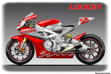 LONCIN RACING MOTO2 by obiboi