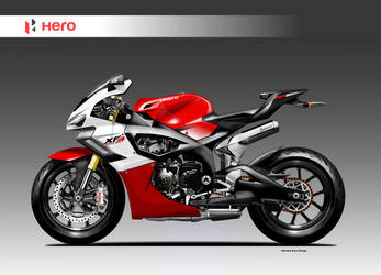 HERO XF4 RR Project by obiboi