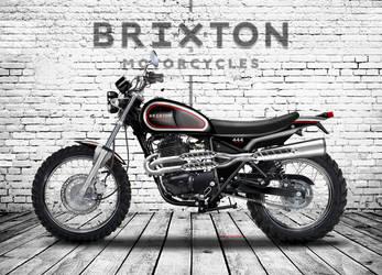 BRIXTON BX 444 SCRAMBLER by obiboi