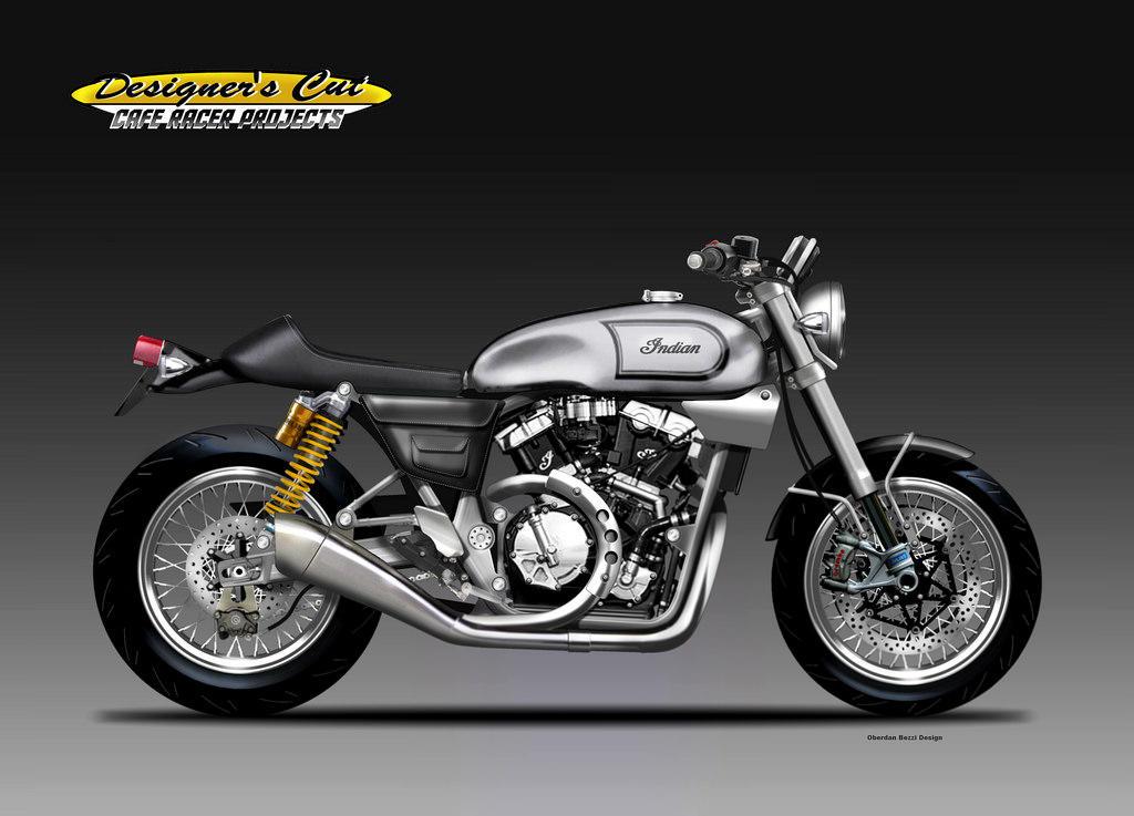 INDIAN 750  PERFECTA by obiboi