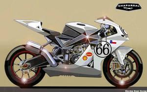 CHAPARRAL V3 MotoGP Concept by obiboi