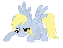 Derpy Hooves! by HannahDash