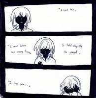 Day 51: I love you by yamashyn