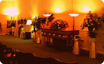 Goth Funeral room 2 by drfranknfurter0