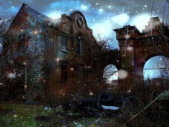Goth House by drfranknfurter0