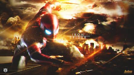 Iron Spider by DavidMellado