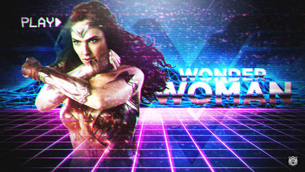 Wonder Woman Wallpaper 2 by DavidMellado