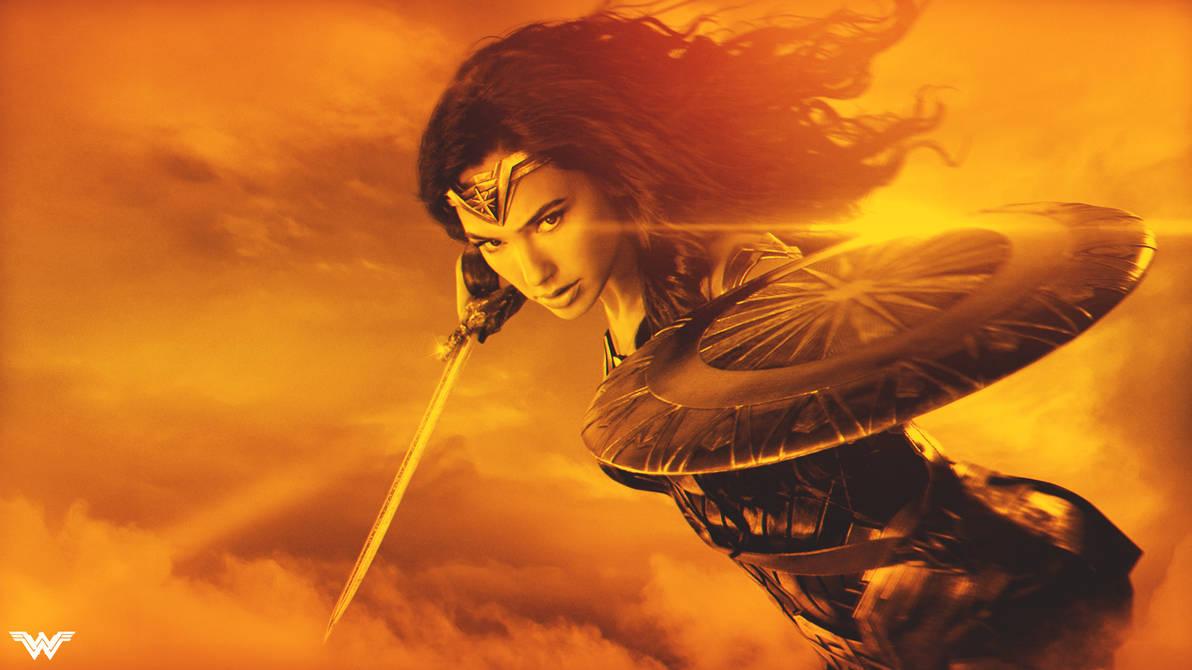 Wonder Woman [HD] by DavidMellado