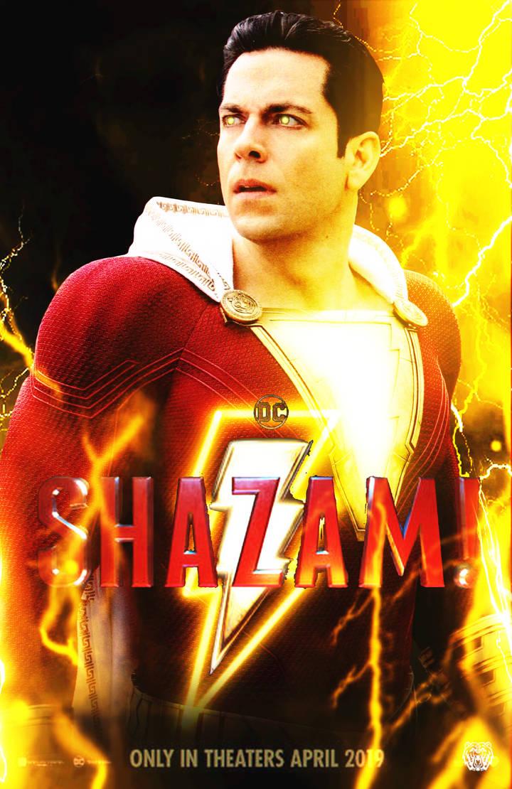ShaZam Poster by DavidMellado