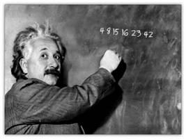 Einstein numbers by SaharaKnoblauch