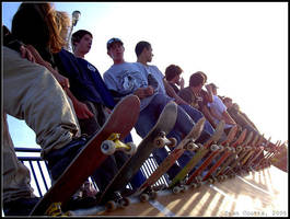 21 Skate salute by deftonius