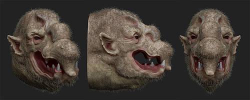 Fur Face by Maverick3d