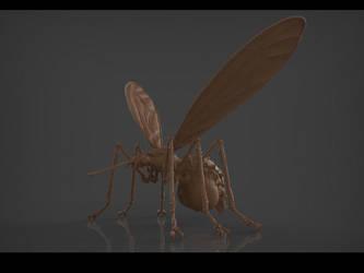 Horrorsquito by Maverick3d