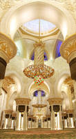 Masjid Shiekh Zayed by Rahaf-Jaafar