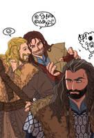 Uncle Thorin's Little Secret by Kurtssingh