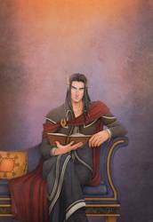 Dar'khan Drathir by Kurtssingh