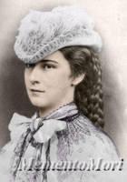 Empress Elisabeth of Austria by M3ment0M0ri