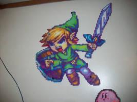 Cartoon Link from Zelda by coldplay3277