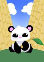 Panda by Transformergirl