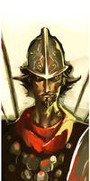 Knight by spinDASH-