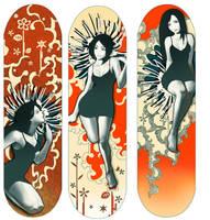 3 ladies by spinDASH-