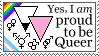Queer Pride Stamp by metapianycist