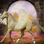 brass phoenix by moonrosy