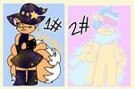{OPEN 2/1}{OTA}Kitsunes by Yukim-Universe