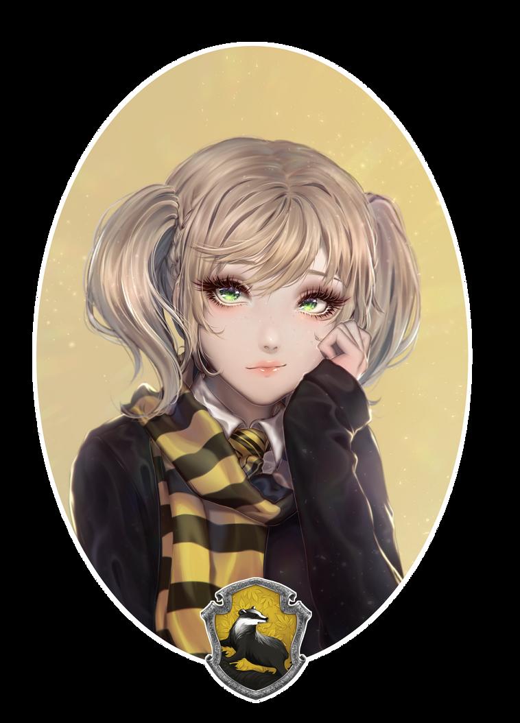 Hufflepuff by RimaPichi