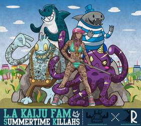 Summertime Killahs by ExoesqueletoDV