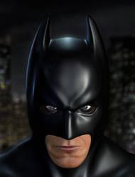 The Dark Knight by Bobbyliauw