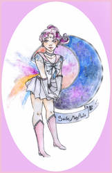 Sailor MoonFlute - COMMSSION by Nenril-Tf