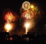 fireworks by HippieVan57