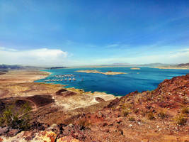 lake mead by HippieVan57