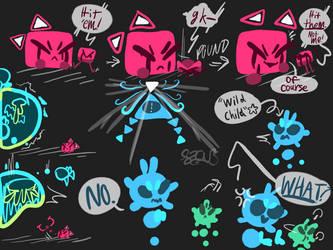 JSAR ) doodleeesss 7 by SabreenaNK