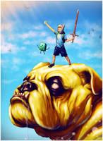 Adventure Time by ZachSmithson