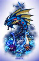 Pokemon Go: Mystic by ZachSmithson