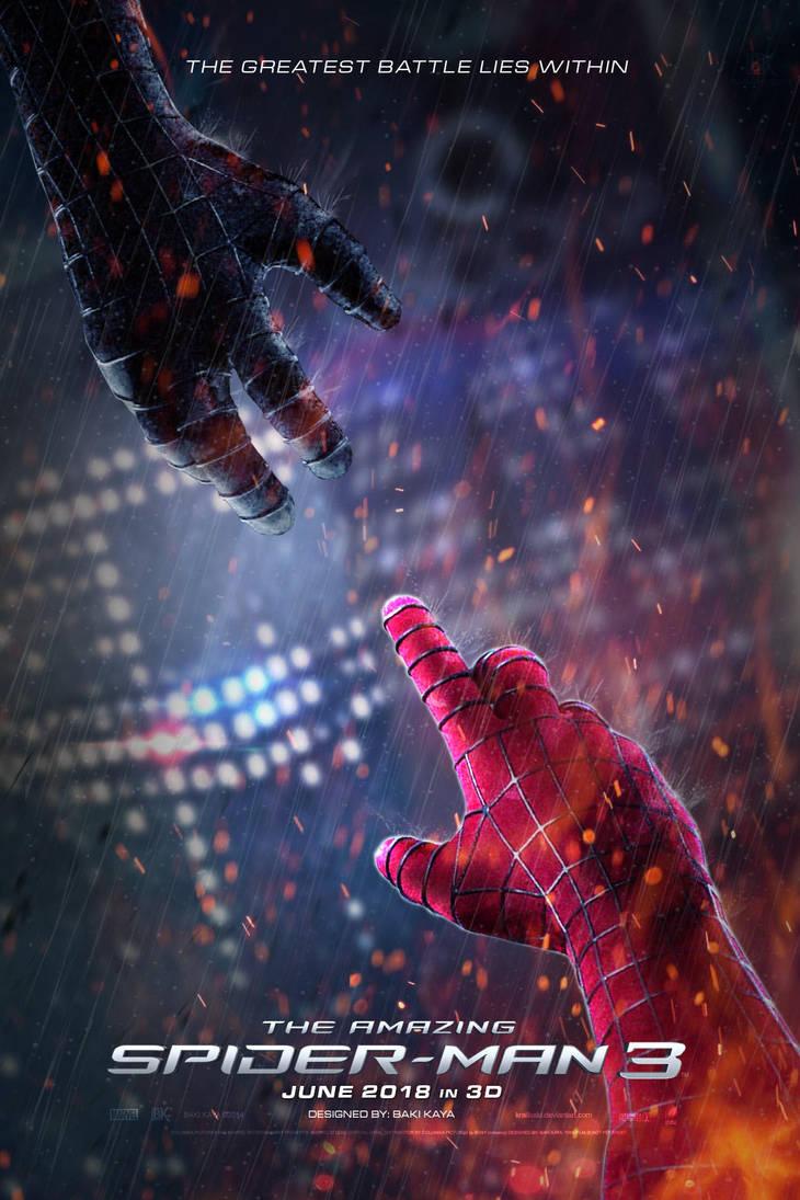the amazing spider-man 3 poster #5 version #2krallbaki on deviantart