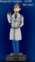 Inspector Gadget by JakeMcCormick