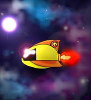 Spacehopper's Voyage by JakeMcCormick
