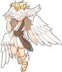Wounded Seraph [OPEN] by UWUNlCORN